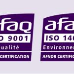 Certification iso 9001 et 14001 bnp paribas rental solutions
